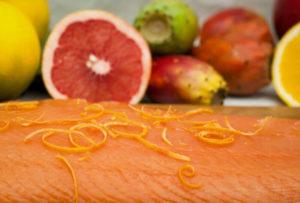 Vendita salmone norvegese affumicato